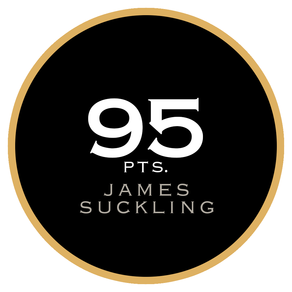 95 pts. James Suckling