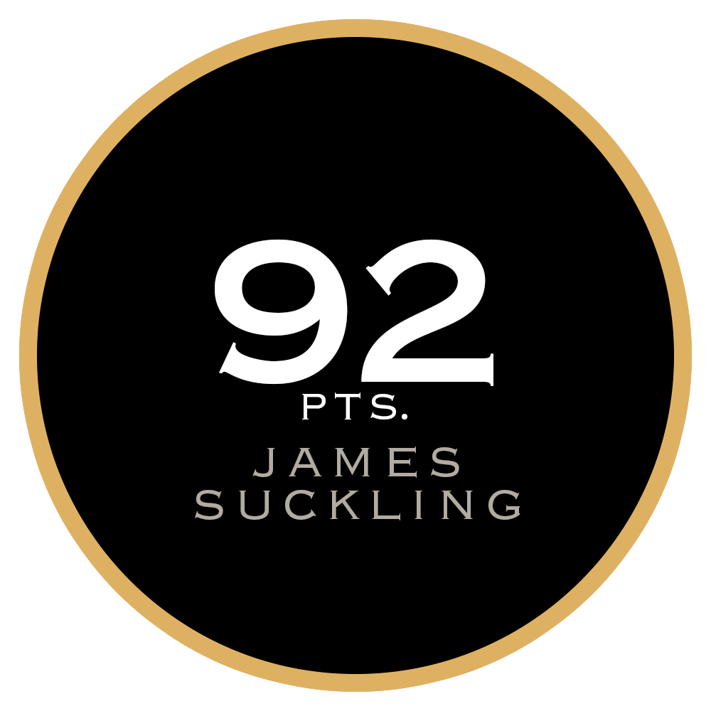 92 pts James Suckling