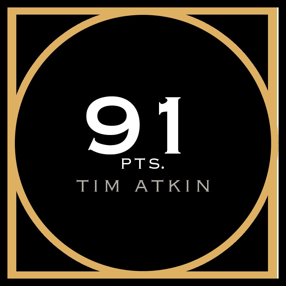 2016 91 pts. Tim Atkin
