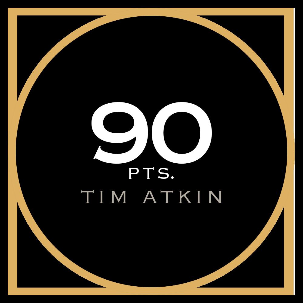 90 pts. Tim Atkin