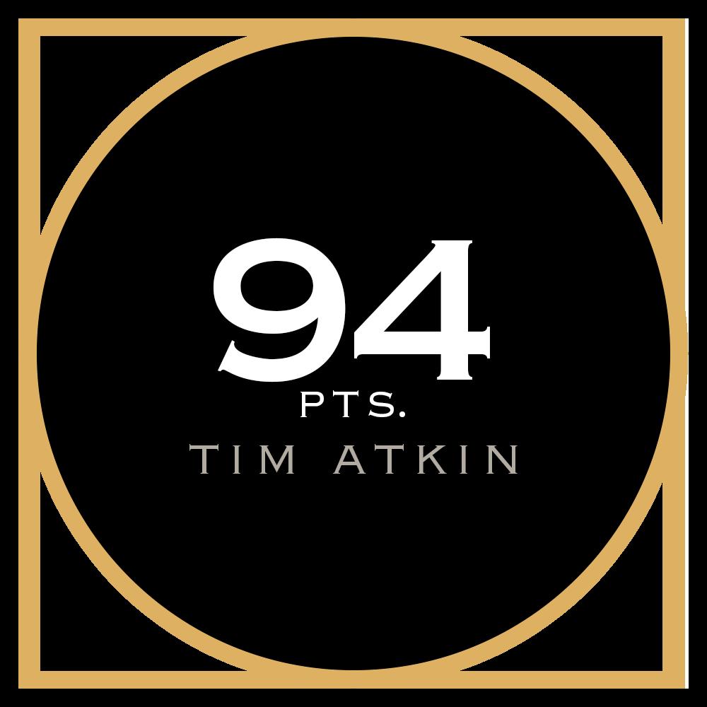 94 pts. Tim Atkin