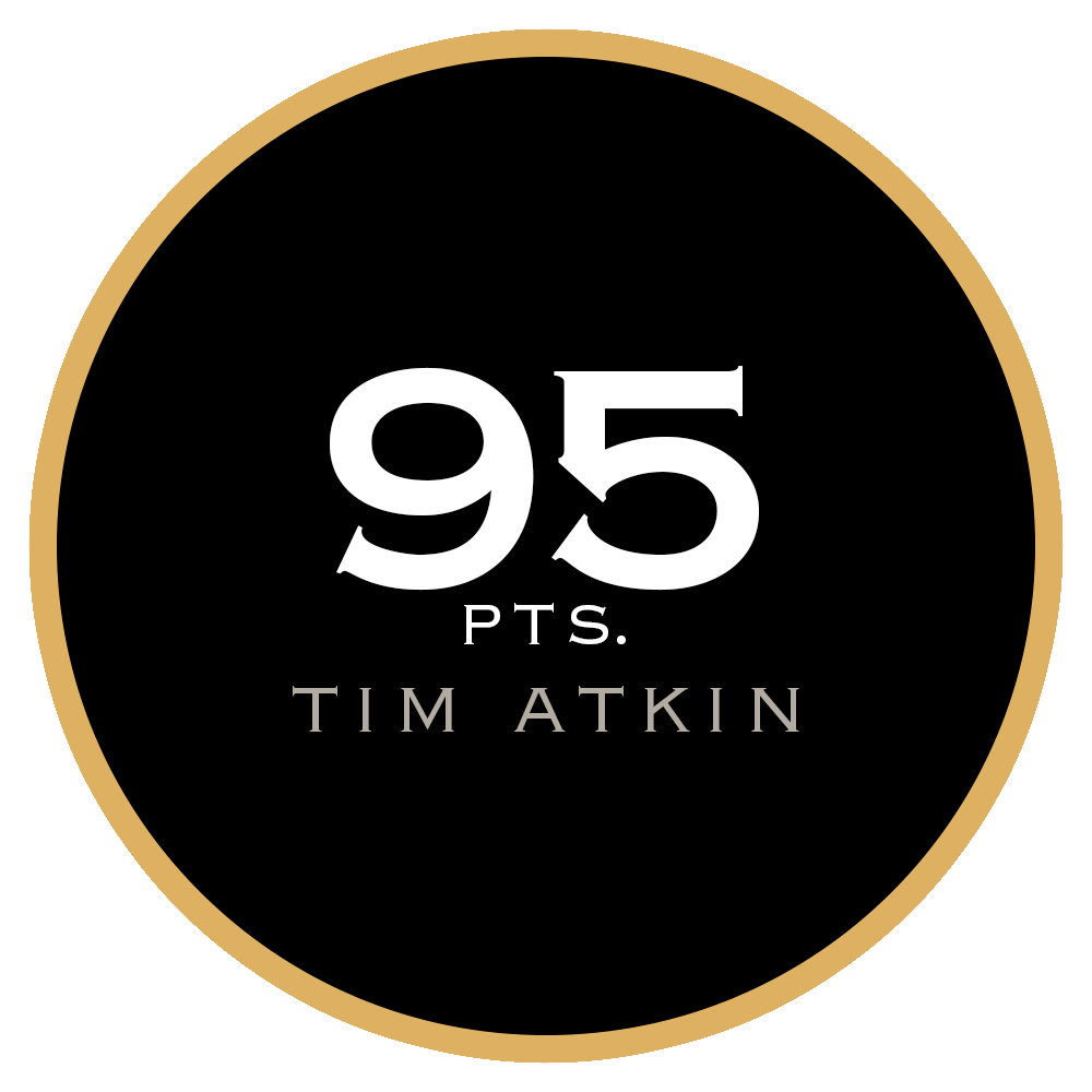 95 pts. Tim Atkin