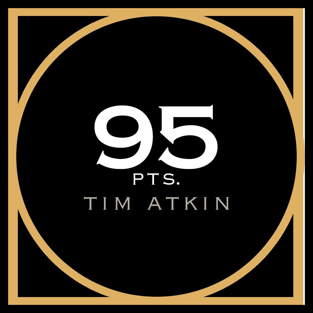 95 pts. Tim Atkin