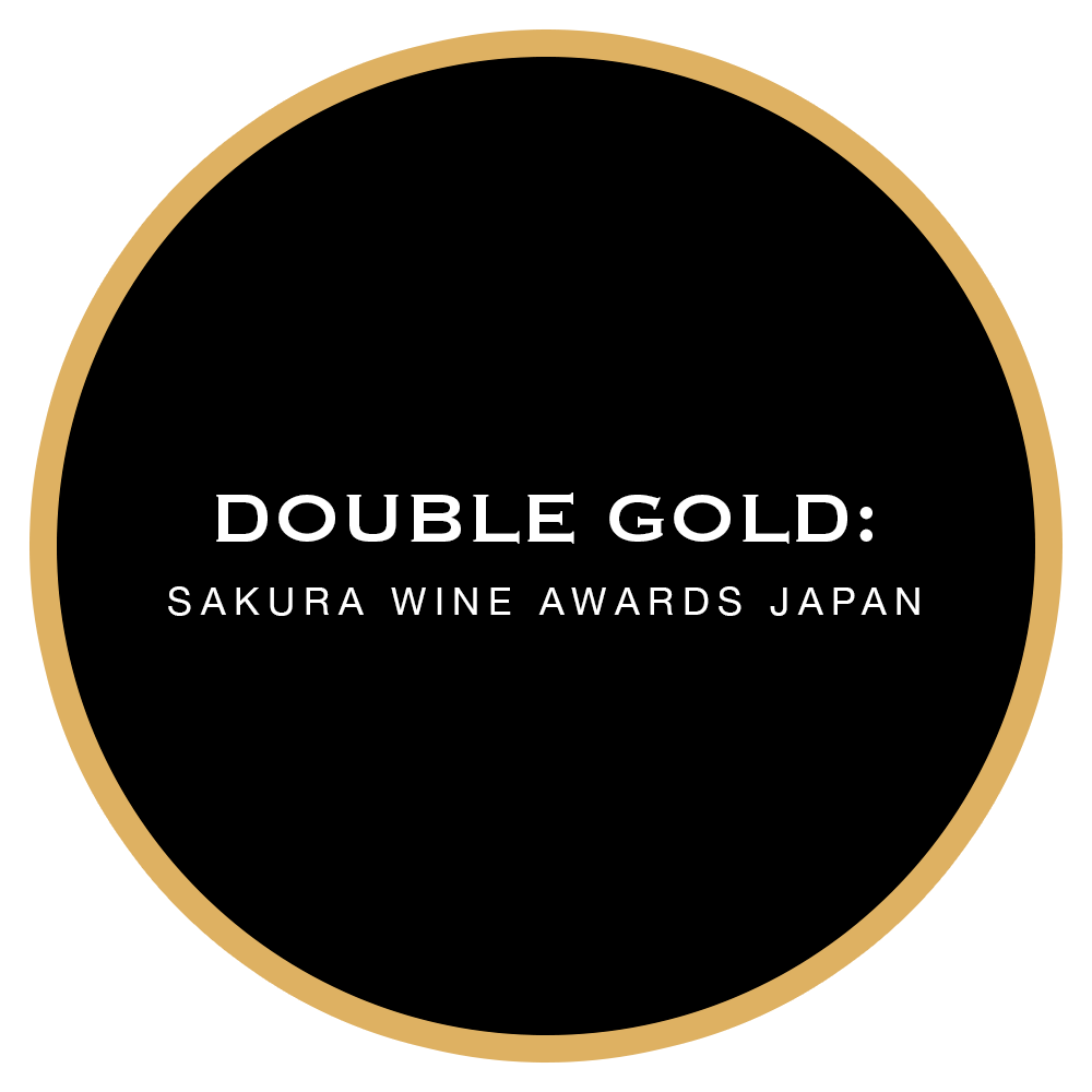 Double Gold Sakura Wine Awards