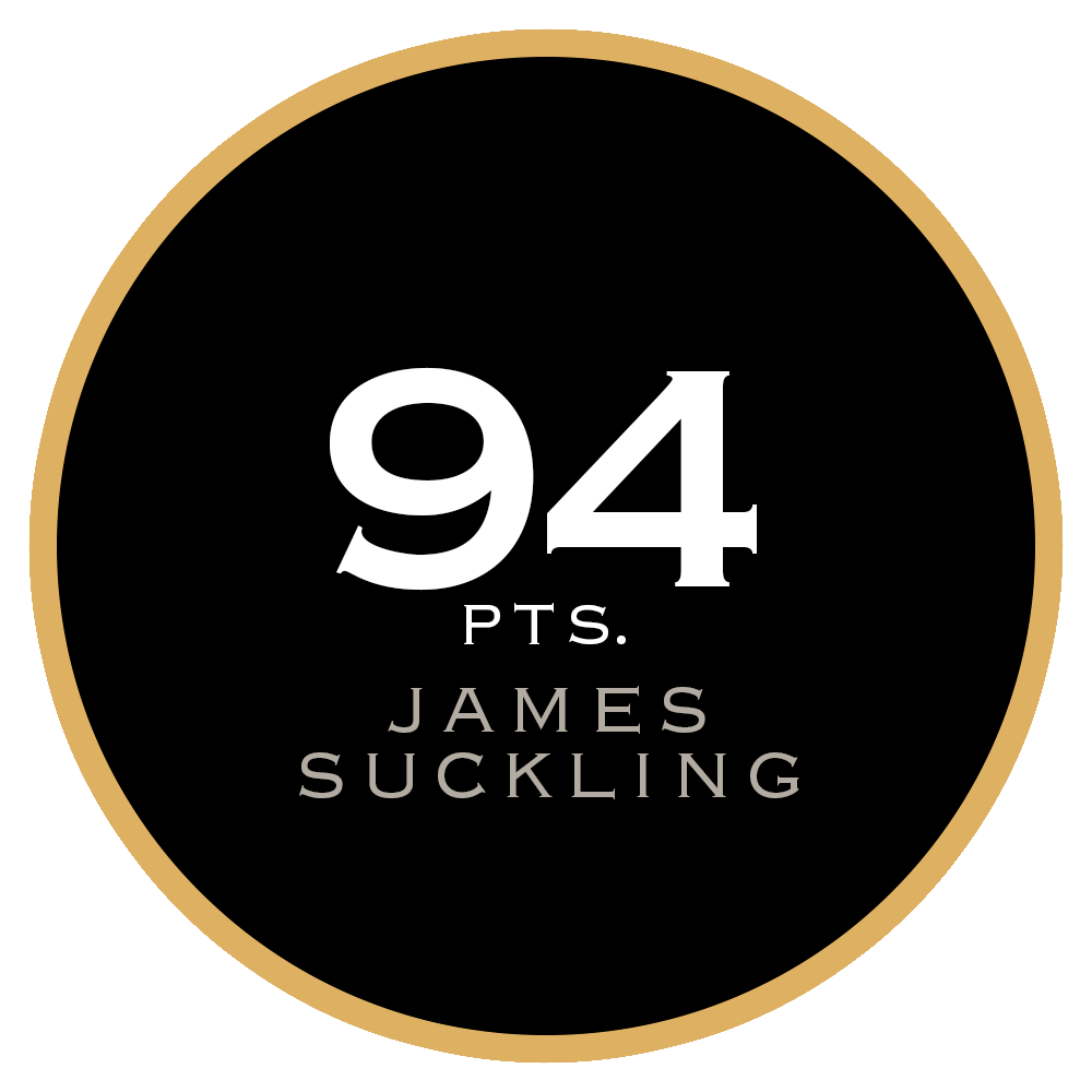 94 pts. James Suckling
