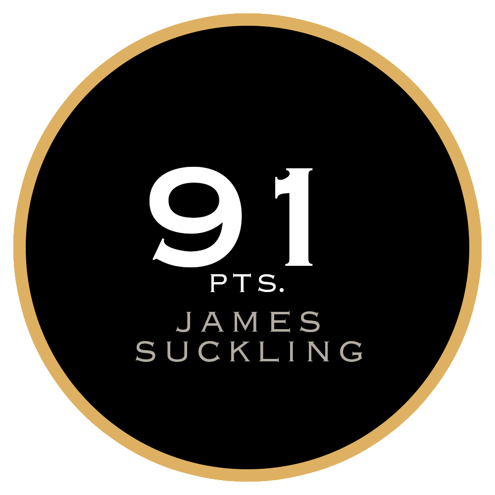 91 pts. James Suckling
