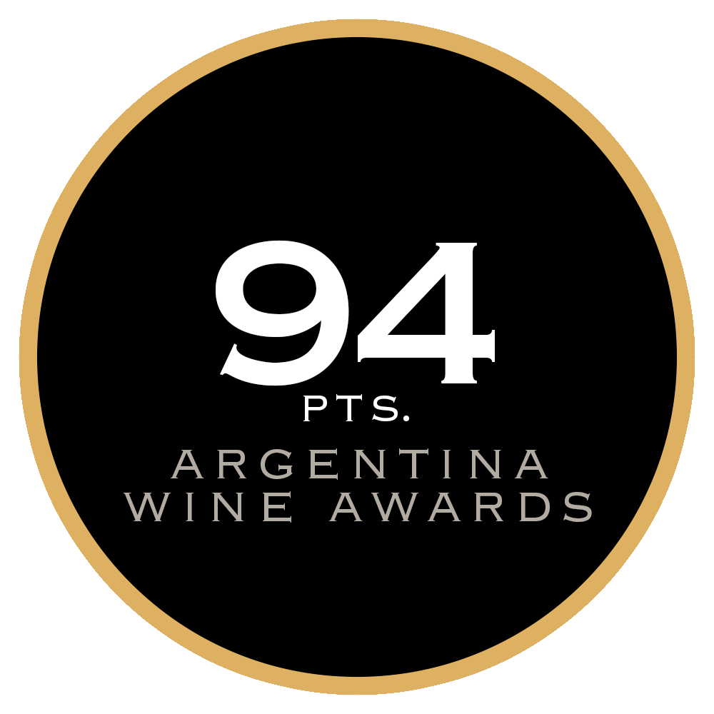 94 pts. Argentina Wine Awards