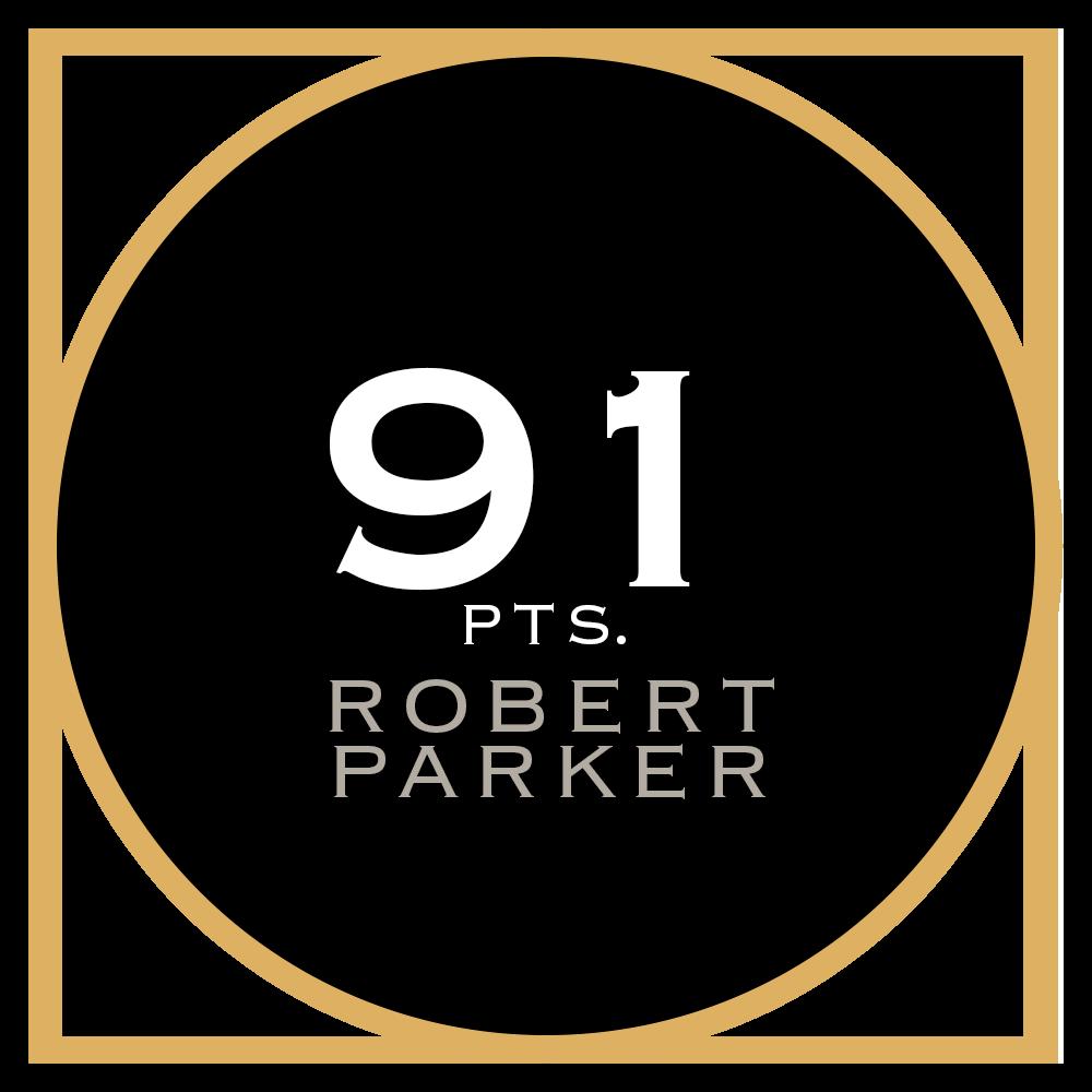 91 pts. Robert Parker