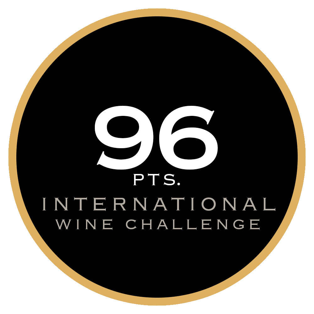 96 pts. International Wine Challenge