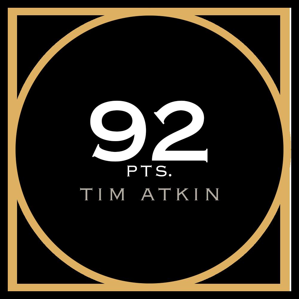 92 pts. Tim Atkin
