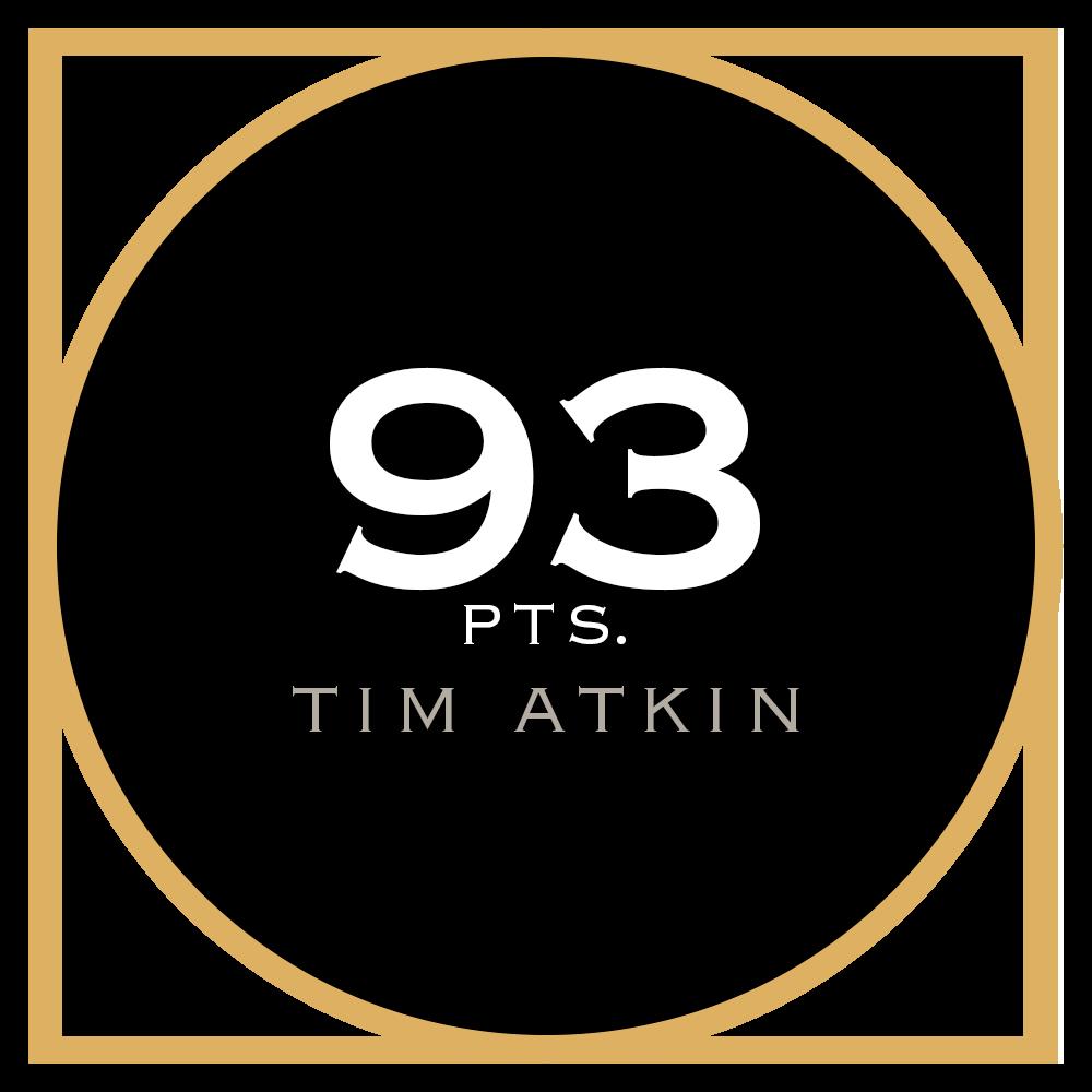 93 pts. Tim Atkin