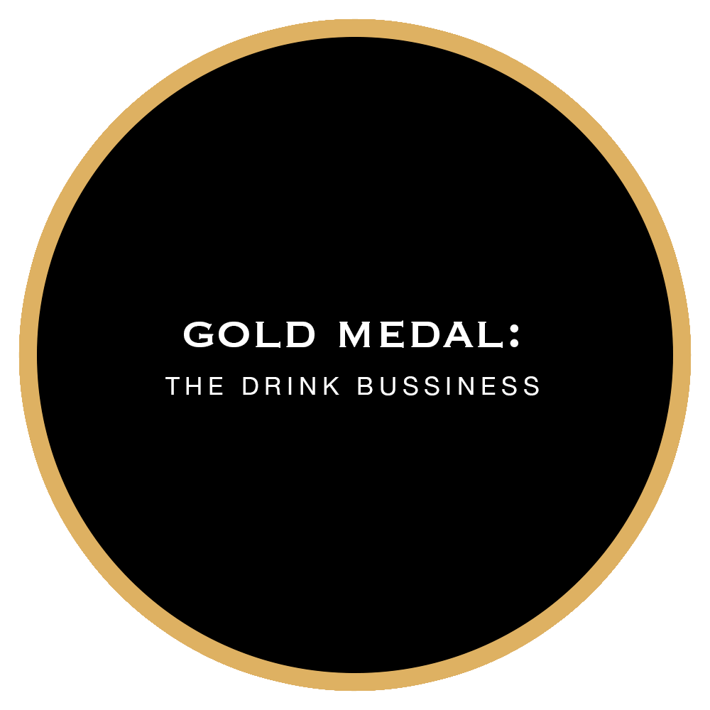 Gold Medal The Drink Business