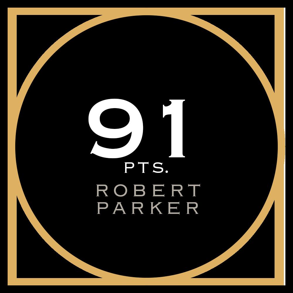 91 pts Robert Parker