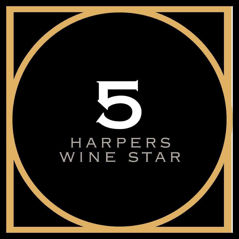 5 Stars Harpers Wine