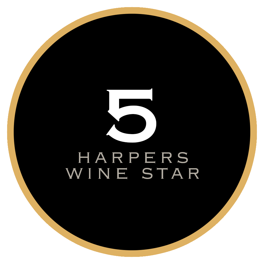 5 Stars Harpers Wine Stars