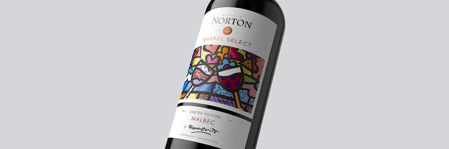 BARREL SELECT BY ROMERO BRITTO MALBEC