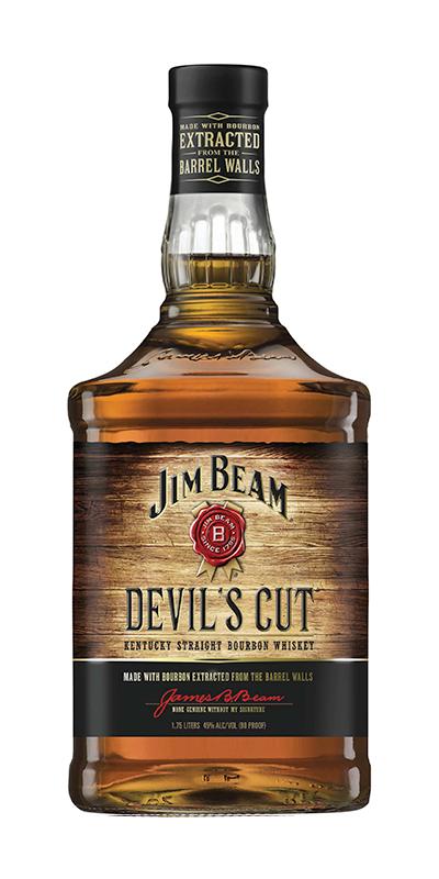 <p>A medida que el bourbon envejece, una porción del líquido se pierde en el barril debido a la evaporación. Es la «»Cuota del Ángel»». Tras la maduración, cuando el bourbon se saca del barril, una determinada cantidad se queda encerrada en la madera de cada barril. Lo llamamos la «»mordida del diablo»</p>