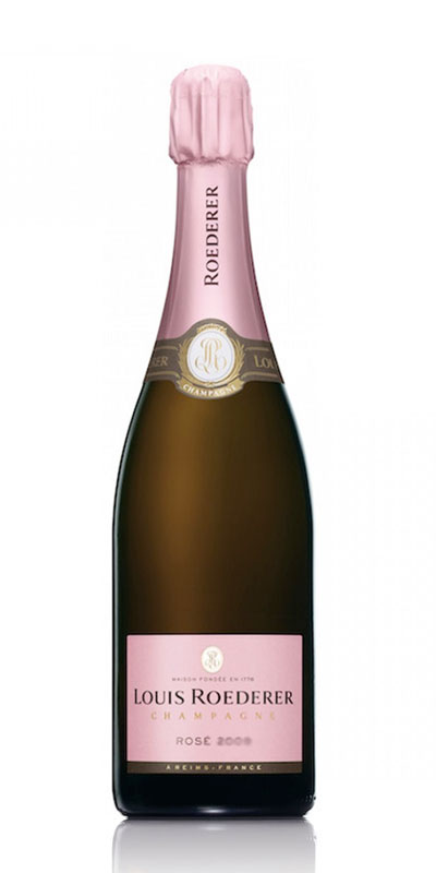<p>The Rose Champagne has fruity aromas of wild red berries, followed by floral notes, and the sugary and spicy fragrance of zest; and the aromas of dried fruit and cocoa result from the wine's vinifying in oak tuns. Rich and full-bodied, Brut Rosé exalts the maturity of the fruit. A sparkling wine with an initial impression of freshness, it opens smoothly with almost exotic notes, combined with the pure minerality of the Chardonnay grapes. </p>