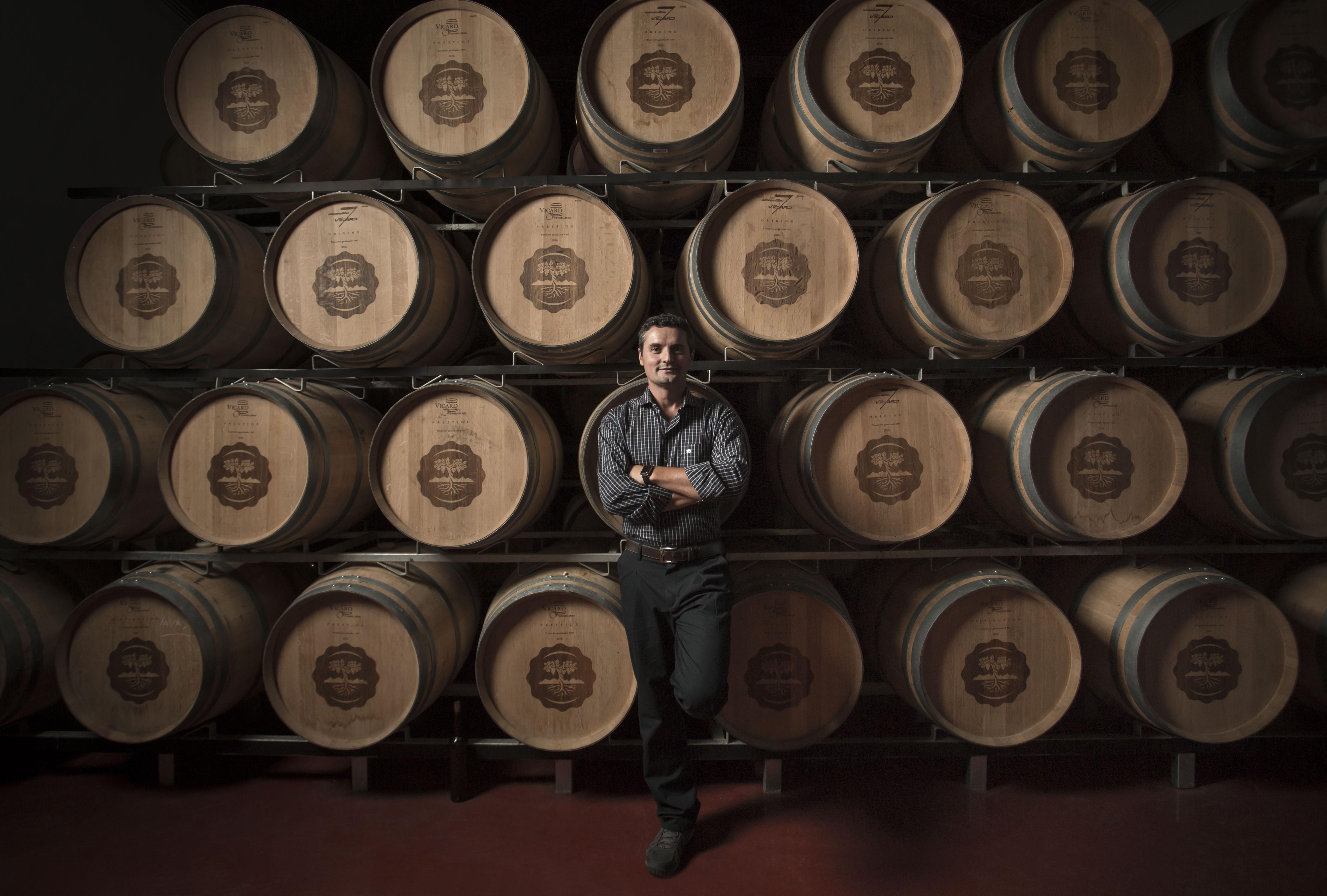 David Bonomi South America's top 10 Winemakers