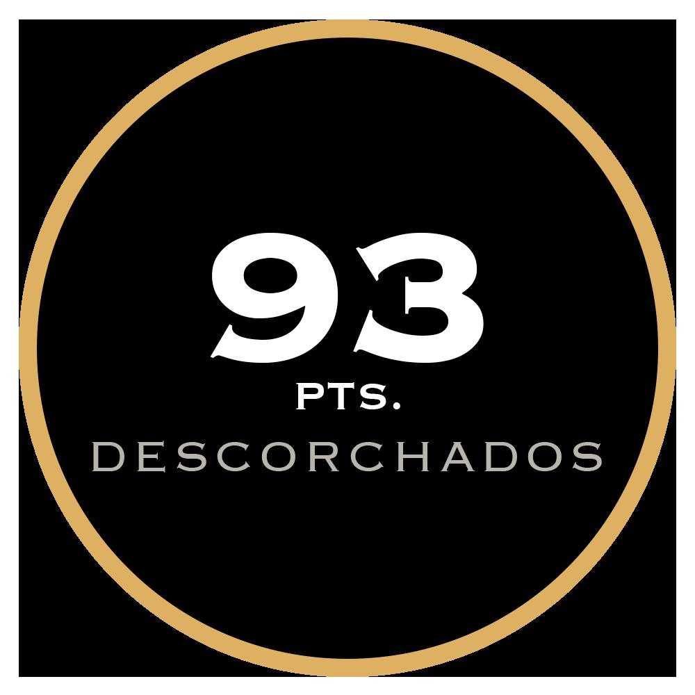 2017 93 Puntos Descorchados