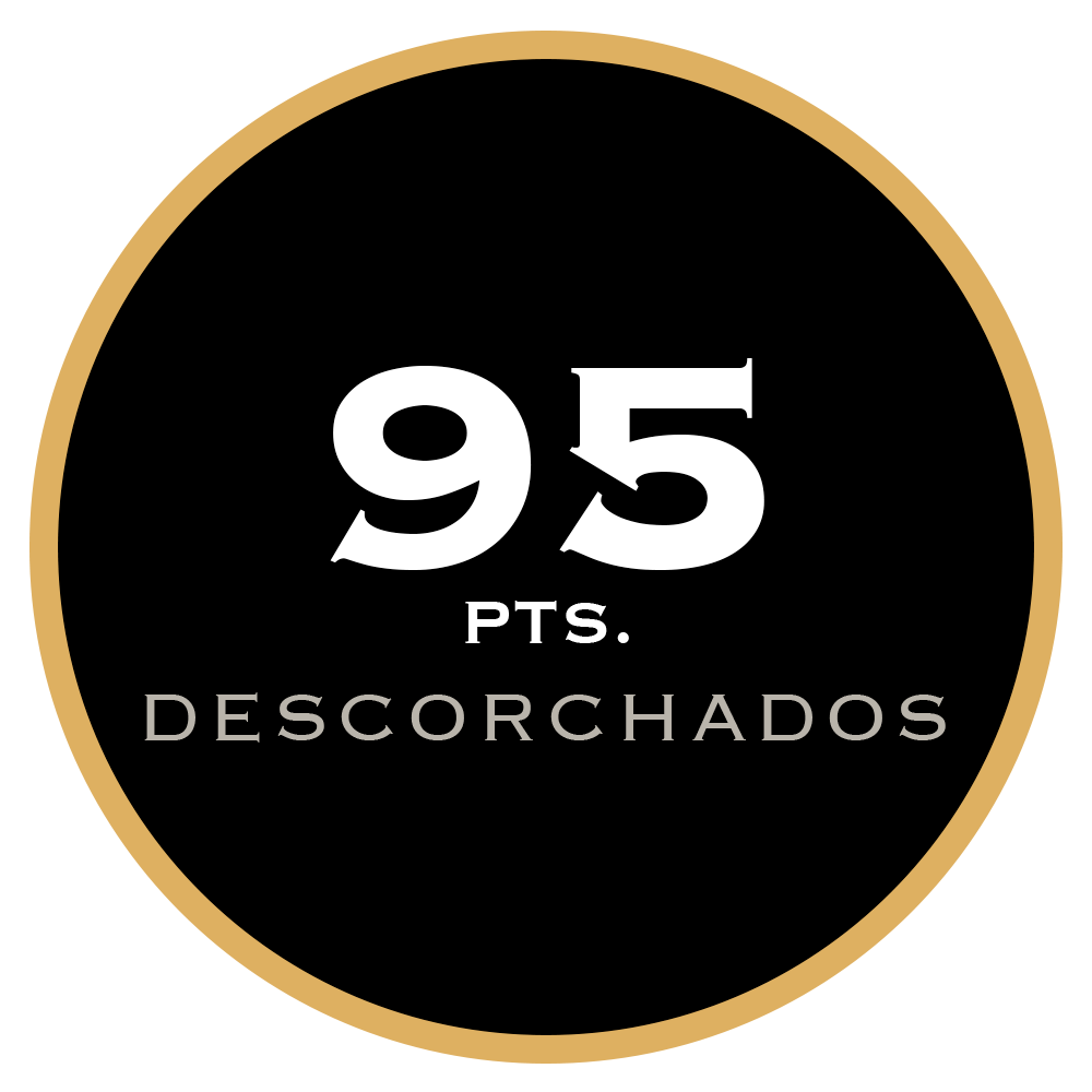 2017 95 PTS. Descorchados