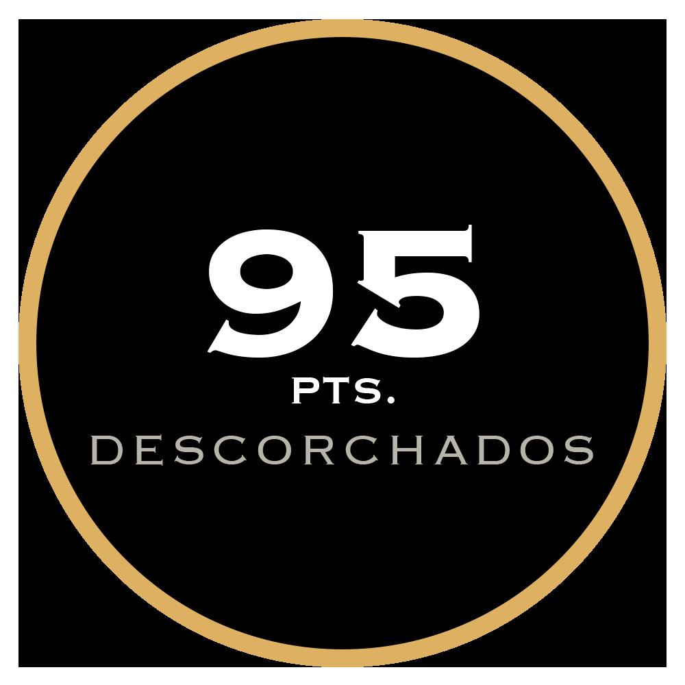 2017 95 Puntos Descorchados