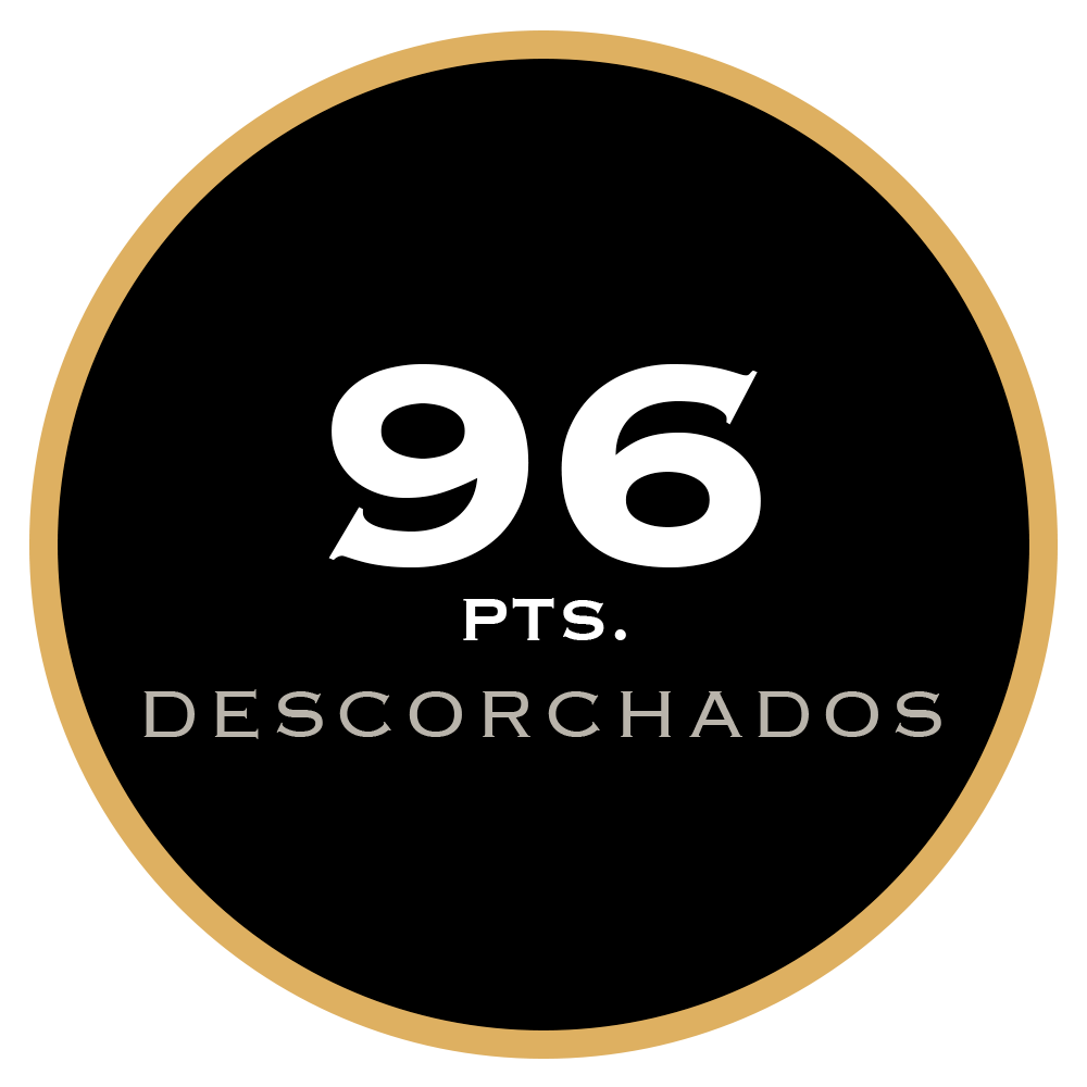 2017 96 PTS. Descorchados