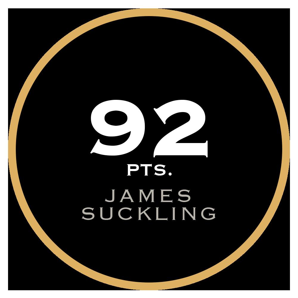 2017 92 Puntos James Suckling