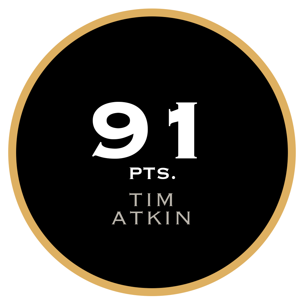 2017 91 PTS. Tim Atkin