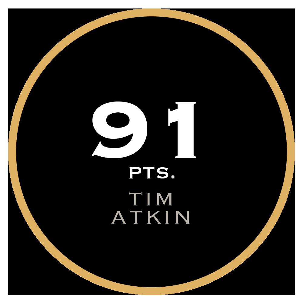 2017 91 Puntos Tim Atkin